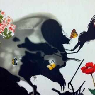 Fantaisie des Saisons by Salvador Dali
